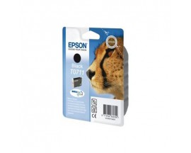 CARTUCHO ORIGINAL EPSON T0711 NEGRO 7.4 ml