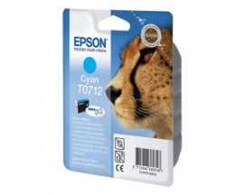 CARTUCHO ORIGINAL EPSON T0712 CYAN 7.4 ml