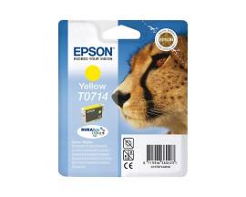 CARTUCHO ORIGINAL EPSON T0714 YELLOW 7.4 ml