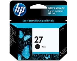CARTUCHO ORIGINAL HP 27 NEGRO C8727AE 10 ml