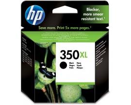 CARTUCHO ORIGINAL HP 350XL BK CB336EE 1.000 PAG.