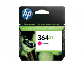 CARTUCHO ORIGINAL HP 364XL MAGENTA CB324EE 750 PAG