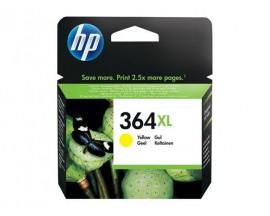 CARTUCHO ORIGINAL HP 364XL YELLOW CB325EE 750 PAG
