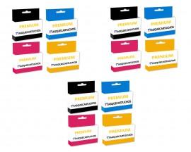 X12 CN053AE CART PREMIUM GEN.HP 932XLBK/C/M/Y 40ml