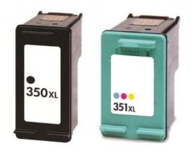 COMPATIBLE TINTA PACK HP 350XL/351XL