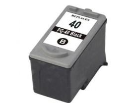 PG40/PG50/PG37 CARTUC PREMIUM RECIC CANON BK 22 ml
