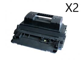 X2 COMPATIBLE TONER HP CC364A/CE390A Nº64A BK 12K