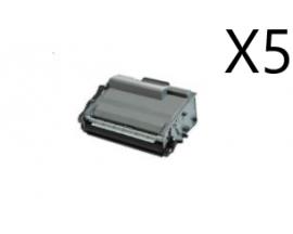 X5 COMPATIBLE TONER BROTHER TN3520 NEGRO 20K