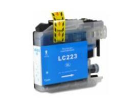 COMPATIBLE TINTA LC223XL BROTHER CYAN V3 13 ml