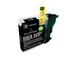 LC980/LC1100XL CART PREM GEN BROTHER NEGRO 20 ml