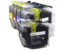 X5 COMPATIBLE TINTA LC3219XL/lc3217 BROTHER 2BK/C/M/Y