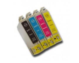 X4 COMPATIBLE TINTA T0611/T0612/T0613/T0614 EPSON
