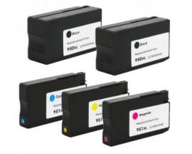 X5 COMPATIBLE TINTA HP 950/951XL 2BK/C/M/Y 75ml