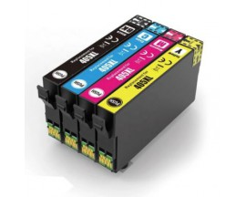 X4 COMPATIBLE TINTA EPSON 405XL BK/C/M/Y 1.1K