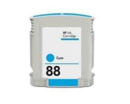 C9391AE COMPATIBLE TINTA HP CYAN Nº88XL 25 ml