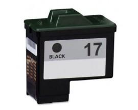 COMPATIBLE TINTA LEXMARK NEGRO Nº17 15 ml