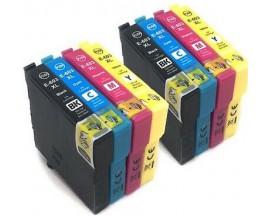 X8 COMPATIBLE TINTA 603XL EPSON BK/C/M/Y.