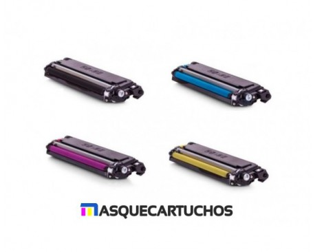 PACK 4 CLRS TN243/TN247 TONER GENERICO BROTHER